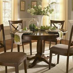 "A-America Desoto 60"" Oval Dining Table with 18"" Leaf"
