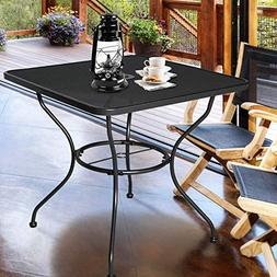 """Homevibes 30"""" Outdoor Patio Dining Table Top Bistro Table To"""