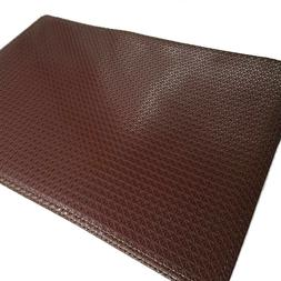 Placemats Fabric for Dining Table Brown Rectangular Home Kit