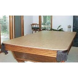 POOL TABLE CUSTOM DINING TABLE PADS BILLIARDS COVER PAD PROT