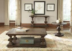 Sedona Rectangular Coffee Table - Kona Brown