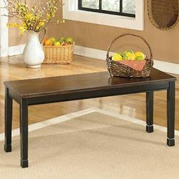 Signature Design by Ashley Owingsville Dining Table