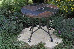Outdoor Interiors 31224 24 Slate Mosaic Large Cobble Accent