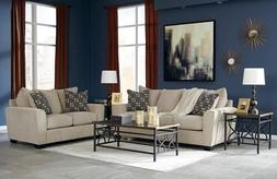 SOFA & LOVESEAT 2 pc LIVING ROOM SET BY ASHLEY FURNITURE Wix