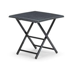 Telescope Casual 24-Inch Square Wood Accessory Table, 24-Inc