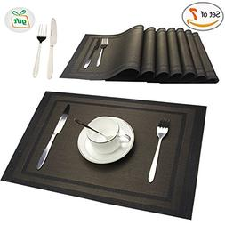 Table mats PVC Placemats C&Y Heat Insulation mats anti-skid