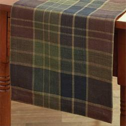 """Table Runner 36"""" - Frontier Plaid by Park Designs - Kitchen"""