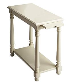 Tables - Monterey Chair Side Table With Pull Out Shelf - Cot