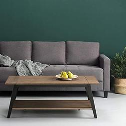 "Zinus Coffee Tables Wood And Metal Kitchen "" Dining"