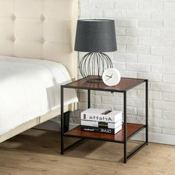 Zinus Dane Modern End Table - Night Stand - Coffee Table - B